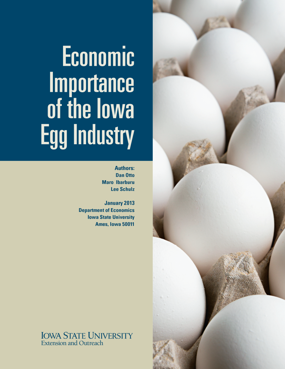Iowa Egg Industry Report