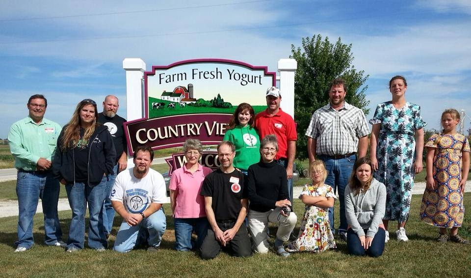 Country View Dairy Provides Milk for Yogurt