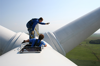 Iowa Lakes Community College Wind Center