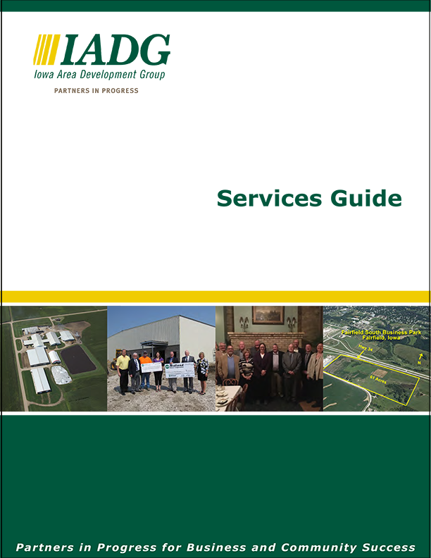 IADG Services Guide