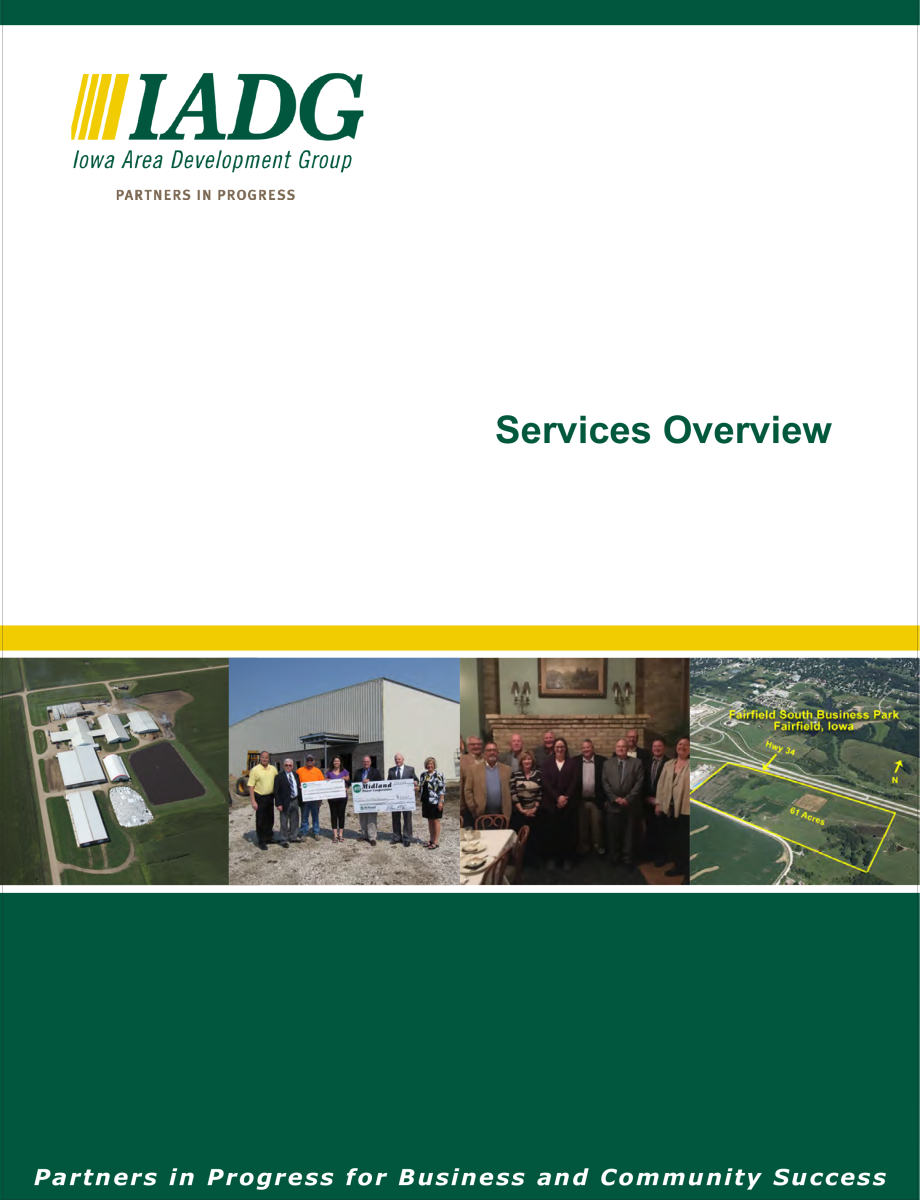 IADG Services Overview