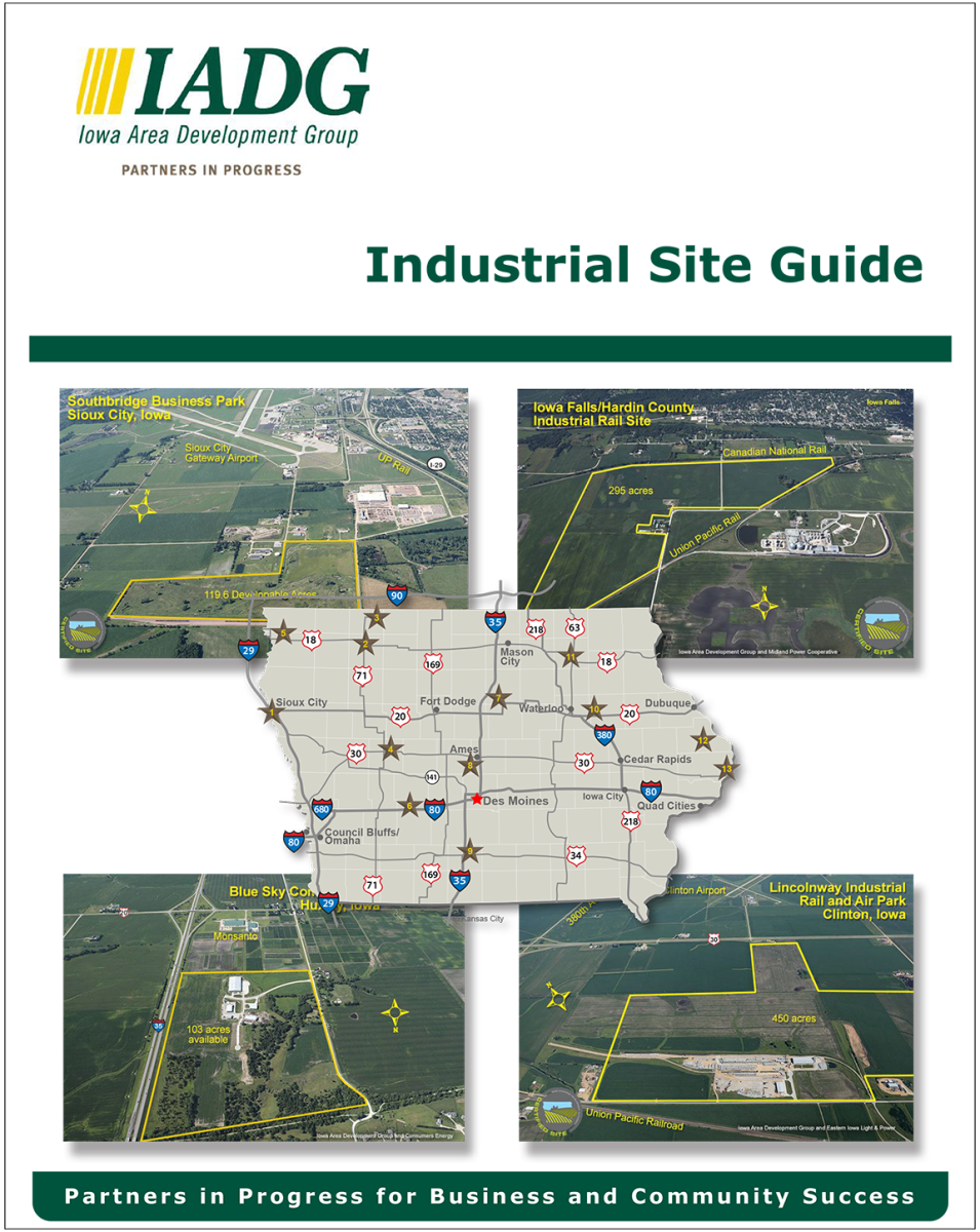 Available Sites Brochure Cover