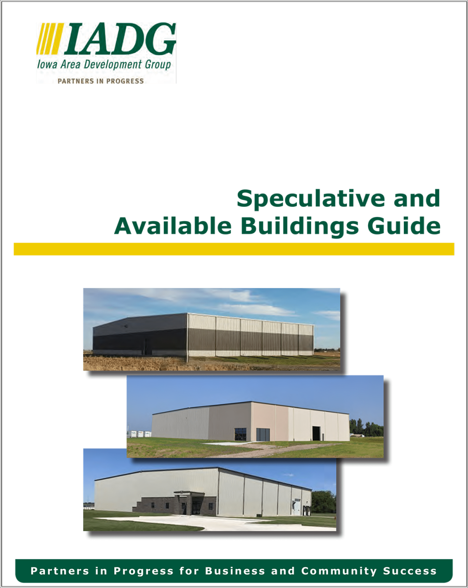 Available Buildings Brochure Cover