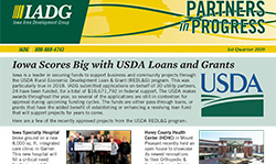 Iowa Scores Big with USDA Grants and Loans
