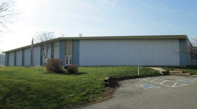 Photo of Nutriom's new facility in Panora Iowa