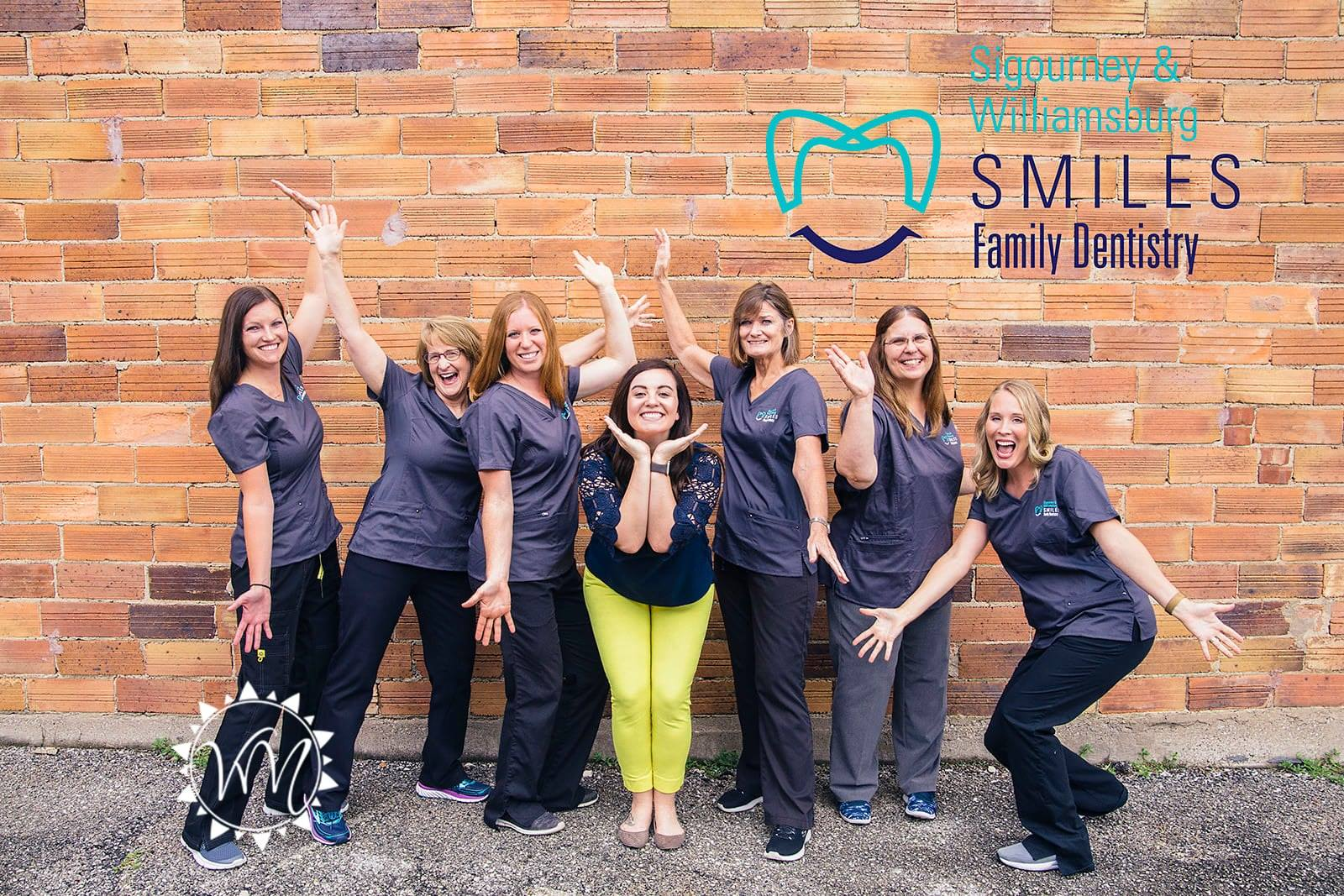 Smiles Family Dentistry Staff