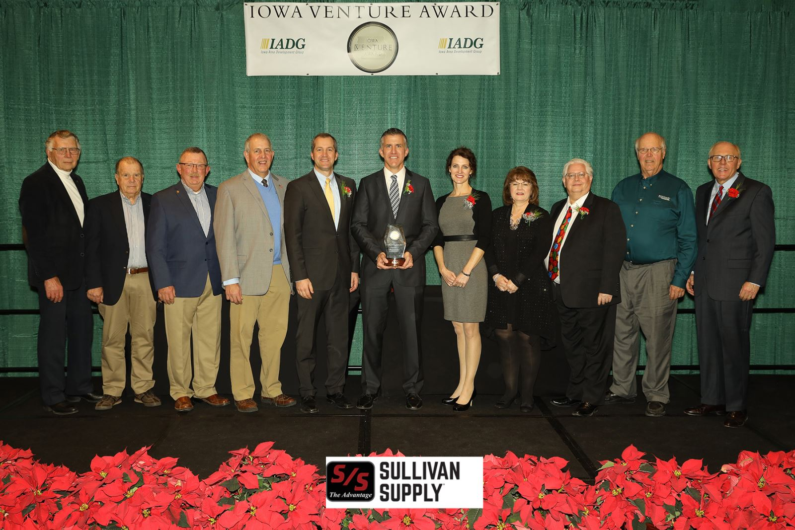Sullivan Supply Recipient of 2018 Iowa Venture Award