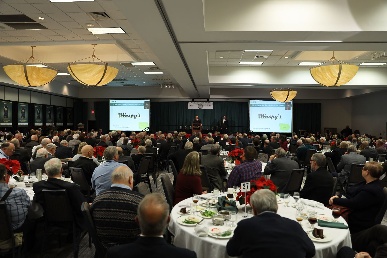 Iowa Venture Award Luncheon Photo